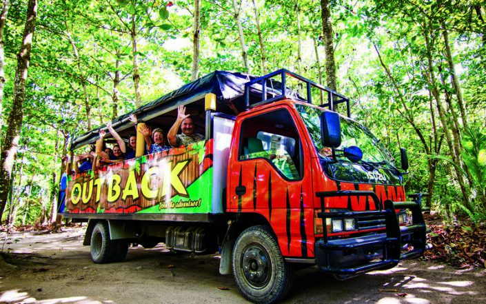 Full Day Outback Safari Puerto Plata - Outback Adventures Puerto Plata, Outback Adventures Safari