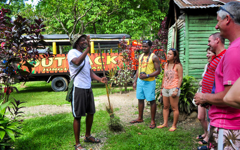 Outback Adventures excursions Puerto Plata Sosua Cabarete tours dominican republic