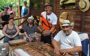 Outback Safari- Punta Cana- Excursions- Things to do- Cigar Rolling