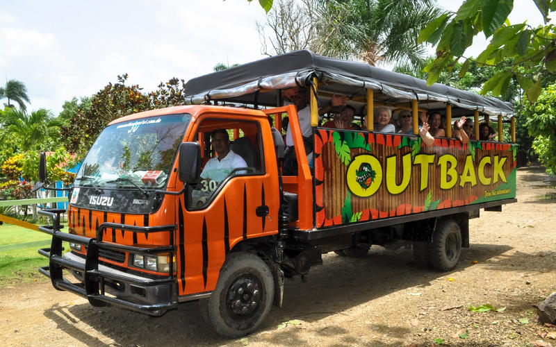 Bayahibe Outback Safari Adventures