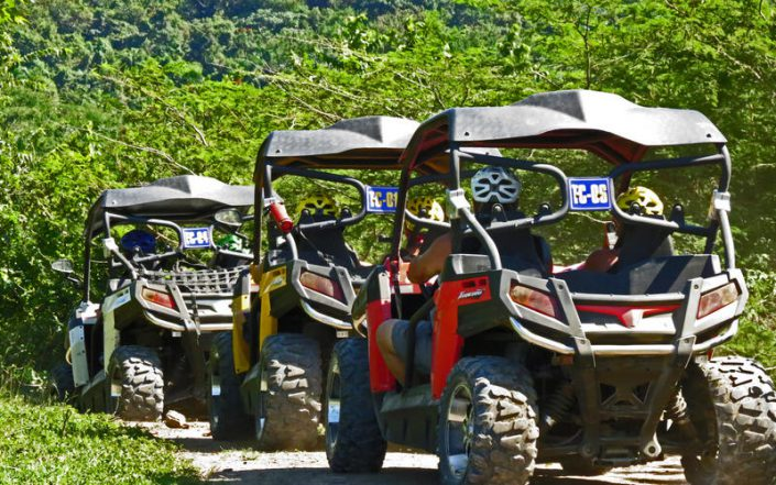 Booking - Sosua Terra Cross All Terrain Tour with Outback Adventures