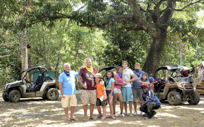 Outback Adventures Tours and Excursions, Dominican Republic