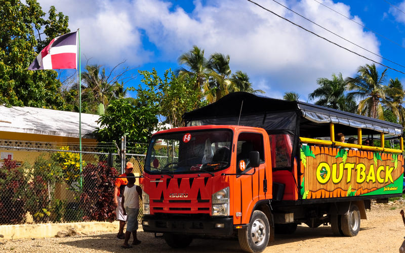 Full Day Outback Safari Bayahibe - Outback Adventures Bayahibe Tours