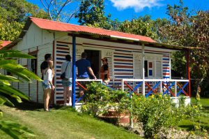Outback Adventures-Tours Punta Cana- Excursions Dominican Republic- Jungle Rally- get inside the typical house