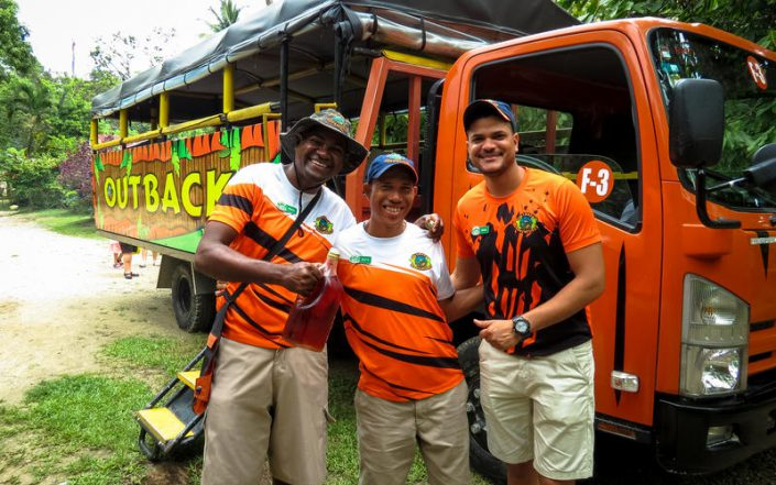 Full Day Outback Safari Puerto Plata - Outback Adventures Puerto Plata