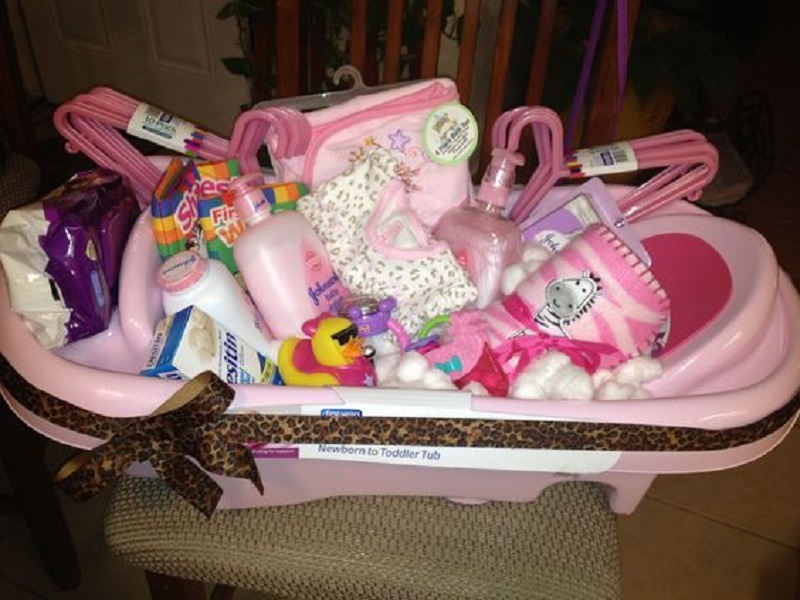 baby shower gift as donation for family in Macao