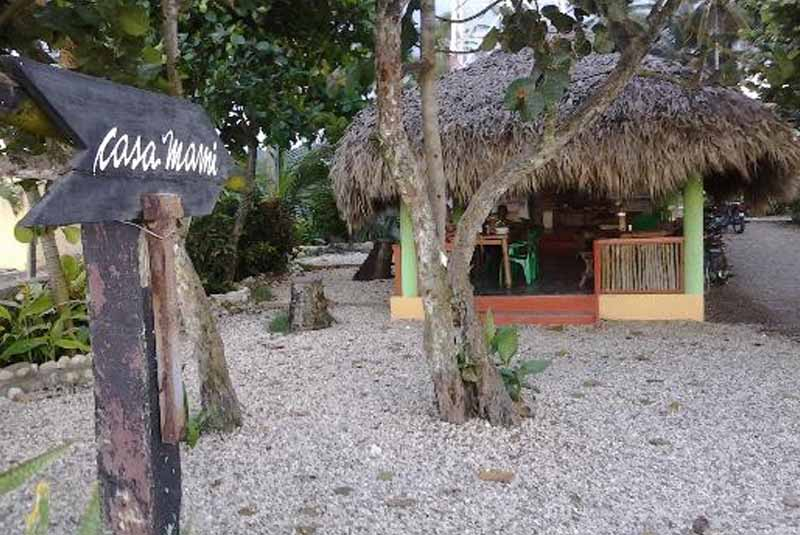 Casa Mami-Best Seafood Restaurant in Cabarete- Outback Safari Tours Cabarete was eating here