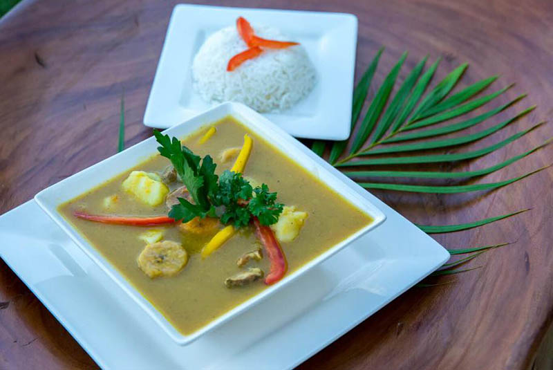 Dominican Sancocho-special dish of Nativo's Cafe in Cabarete-Dominican Republic