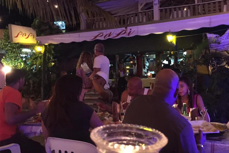 La Casita de Papi- best seafood restaurant in Cabarete-tested by Outback Safari Cabarete