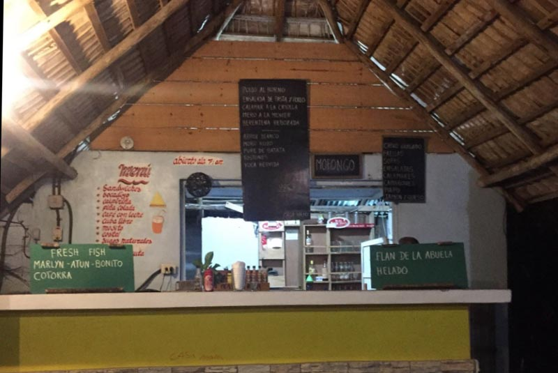 Seafood restaurant in Cabarete-recommended y Outback Safari Dominican Republic