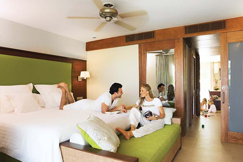 family suite in Punta Cana hotel - Dominican Republic