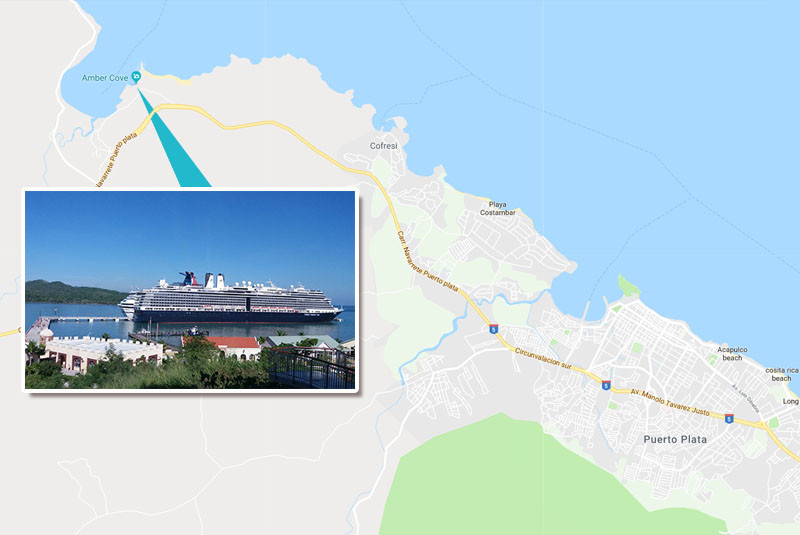 Travelling to amber cove heres how you can maximize your experience puerto plata map to find amber cove dominican republic publicscrutiny Gallery