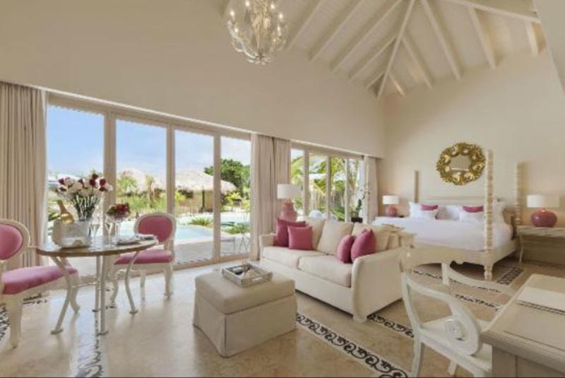 Suite in Eden Roc hotel in Punta Cana- Dominican Republic