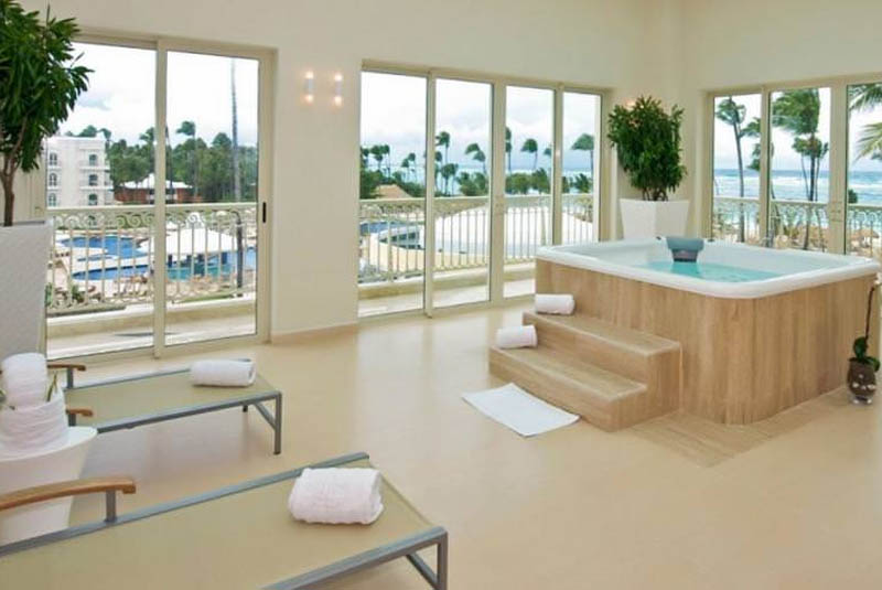 Spa with hot top in Iberostar Grand Punta Cana - Dominican Republic
