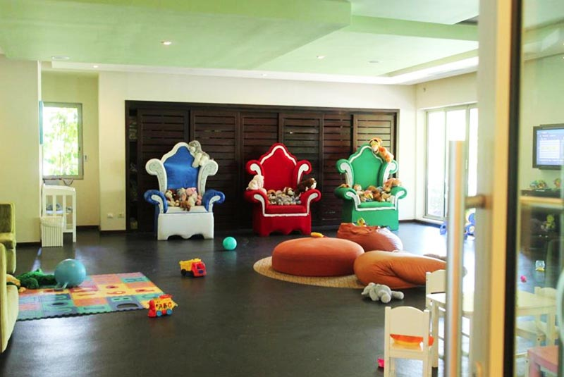 kids club at Reserve Paradisus Palma Real in Punta Cana - Dominican Republic