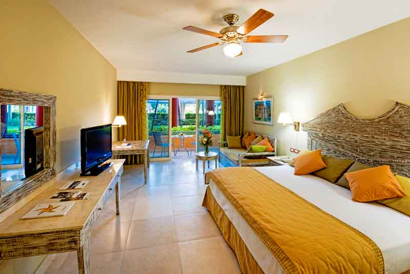 room at Iberostar Dominicana hotel in Punta Cana