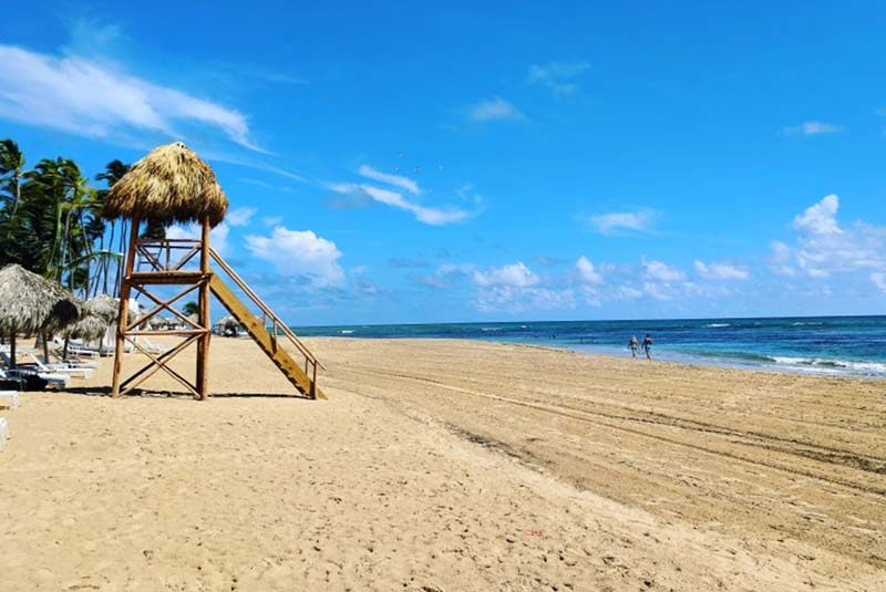 beach at Uvero Altos - Now Onix Punta Cana- Dominican Republic