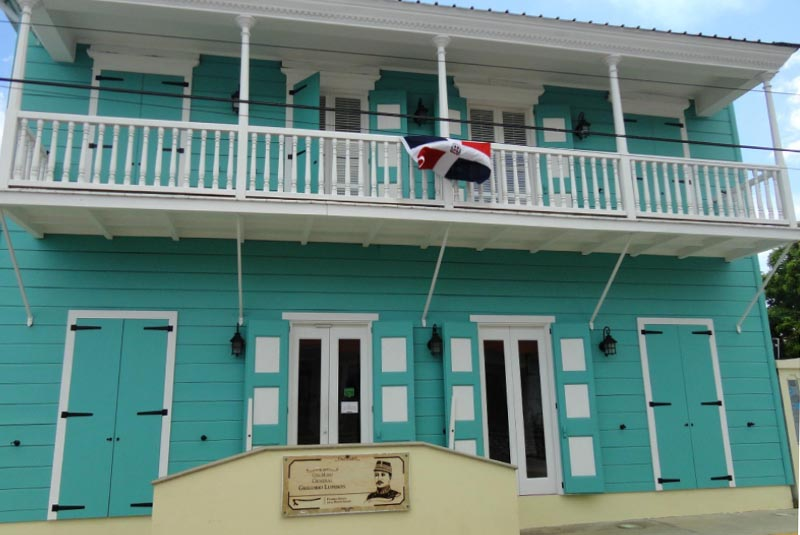 historical museum in Puerto Plata - Dominican Republic