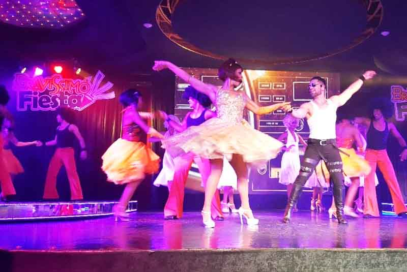 best Nightlife with dance show in Ocean World Casino in Puerto Plata - Dominican Republic