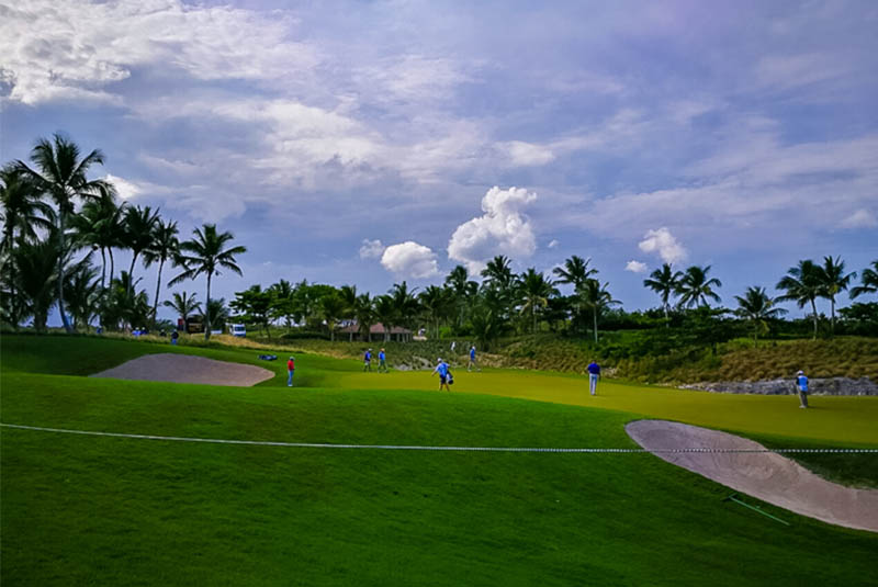 Where to Play Golf in Punta Cana