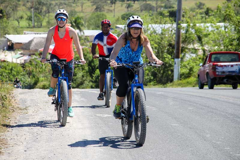 Outback Mountain Bike Tour | Eco - Tour on Macao Beach & Punta Cana