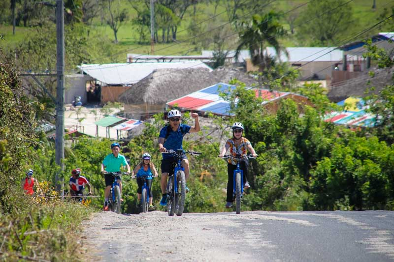 Excursions in Mountain Bike Punta Cana