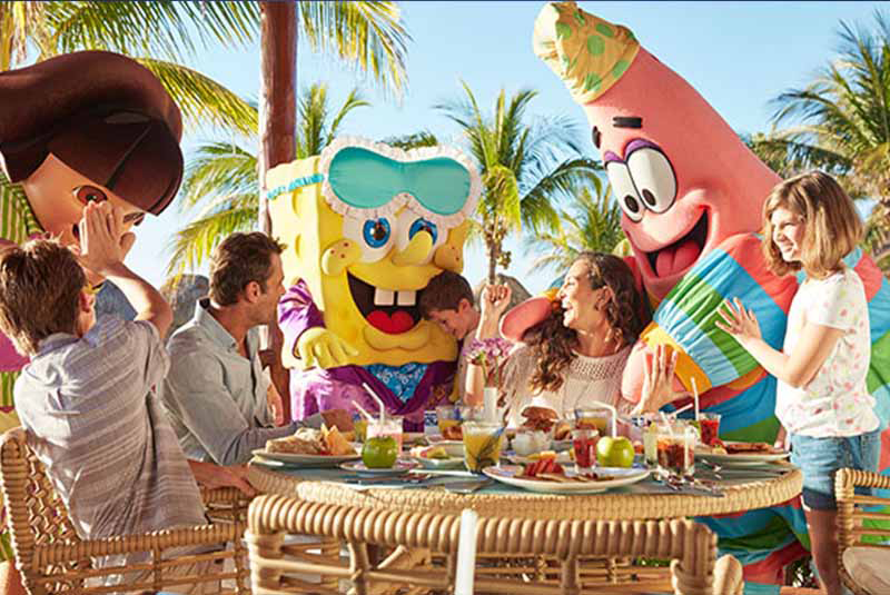 Nickelodeon Hotel Punta Cana, family trip to Dominican Republic