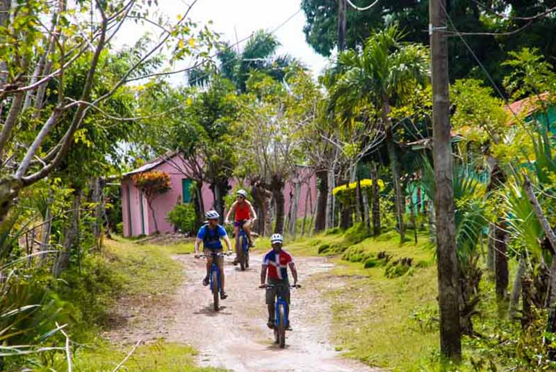 Guided bike tours in Punta Cana - Outback Adventures