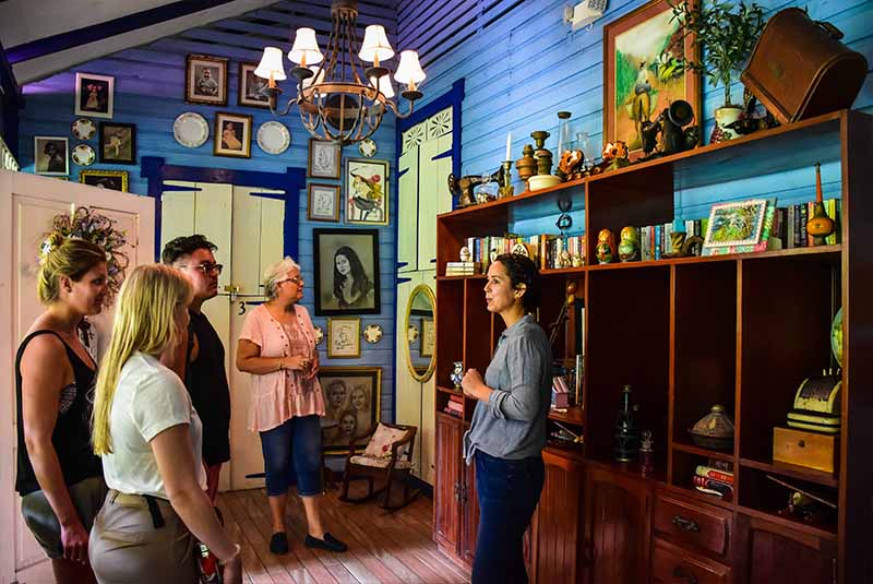 enjoy arts from now and the past and meet the local family at Campito Loving - Punta Cana