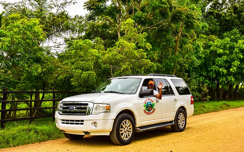 guided sight seeing tours in Punta Cana, Dominican Republic