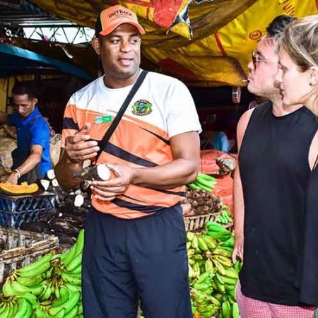 tours from Punta Cana to Higuey market, Dominican Republic