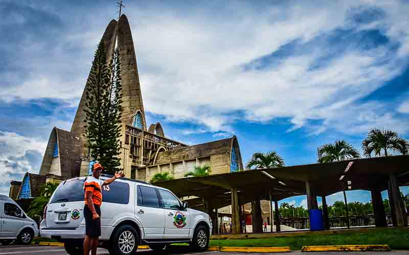 guided tours to Higuey city and monuments - Basilica of Higuey - Dominican Republic