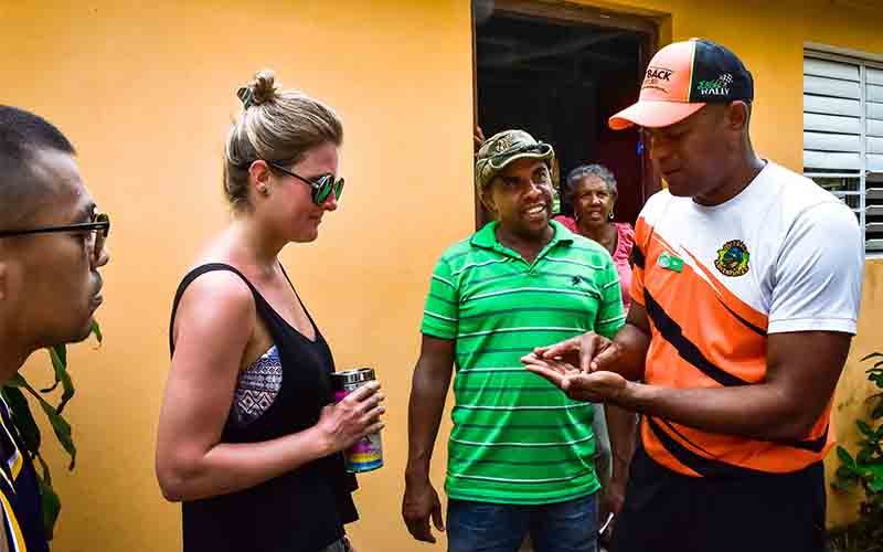 learn from guide and locals on cultural tour through Higuey - Dominican Republic