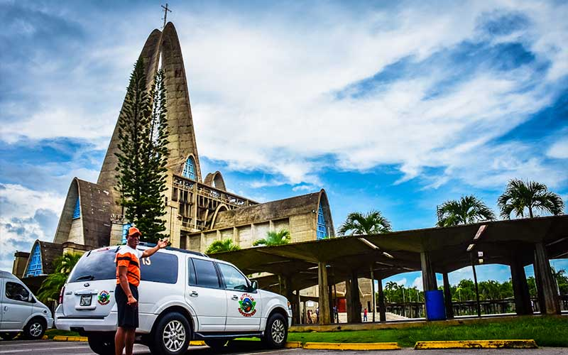 sightseeing tours in Higuey, tours from Punta Cana, Dominican Republic