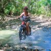 fun and exciting new bike adventure on easy to ride electric bike in Puerto Plata