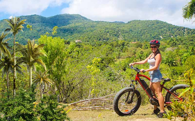 Eco tours and mountain bike tours in Puerto Plata - Dominican Republic