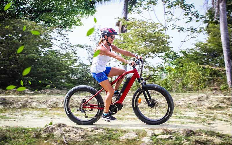Mountain Biking from Cabarete - Dominican Republic