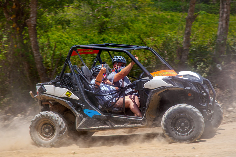 Puerto Plata Buggies-Outback Adventures-CanAm bugiesThins To Do Puerto Plata