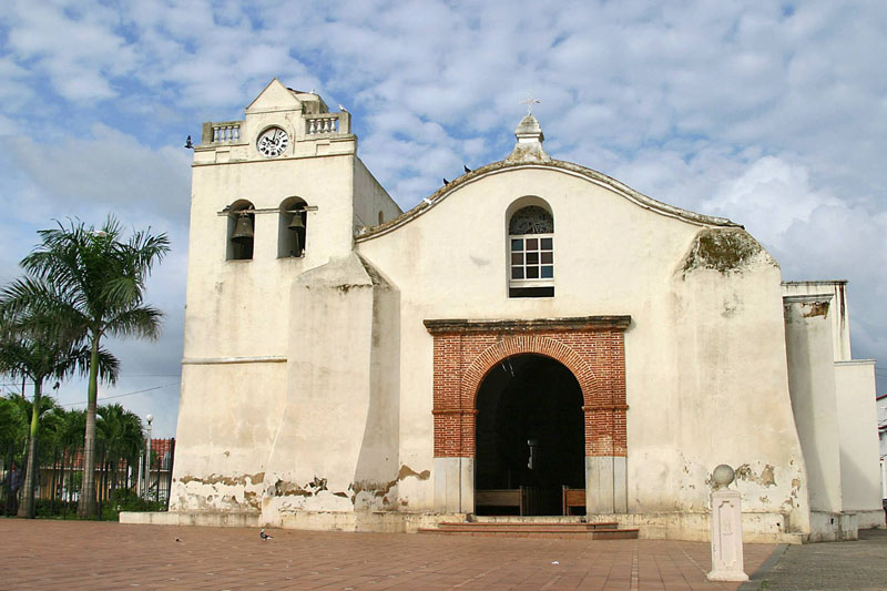 Higuey City Tour, Church Saint Denis, Outback Adventures